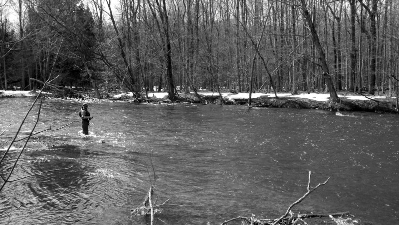 How not to fish new york 39 s salmon river manual of man for Salmon fishing new york