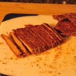 Dehydrated Turkey Treat Recipe - Cut Into Strips for Treats